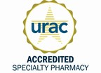 ReCept Pharmacy has been granted full Specialty Pharmacy Accreditation by URAC (PRNewsFoto/ReCept Pharmacy, LP)