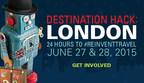 Sabre's Destination Hack, London