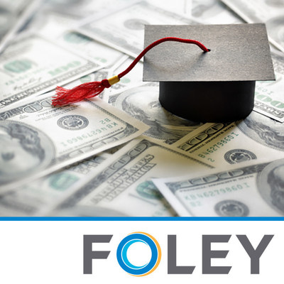 Foley's new student loan repayment program will help employees reduce their student debt. Only 3% of U.S. companies currently offer student loan repayment as an employee benefit.