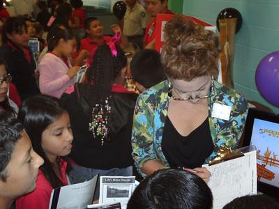 Rodeo Dental brinda educación dental a los niños de Brownsville