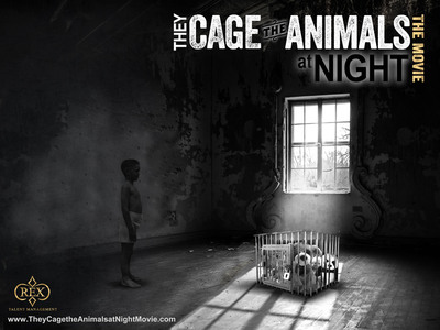 Let's Bring Foster Care Awareness to the Big Screen!!! www.TheyCagetheAnimalsatNightMovie.com. Kindly make a donation here! http://www.indiegogo.com/projects/they-cage-the-animals-at-night/x/5349187.  (PRNewsFoto/Rex Talent Management, LLC)
