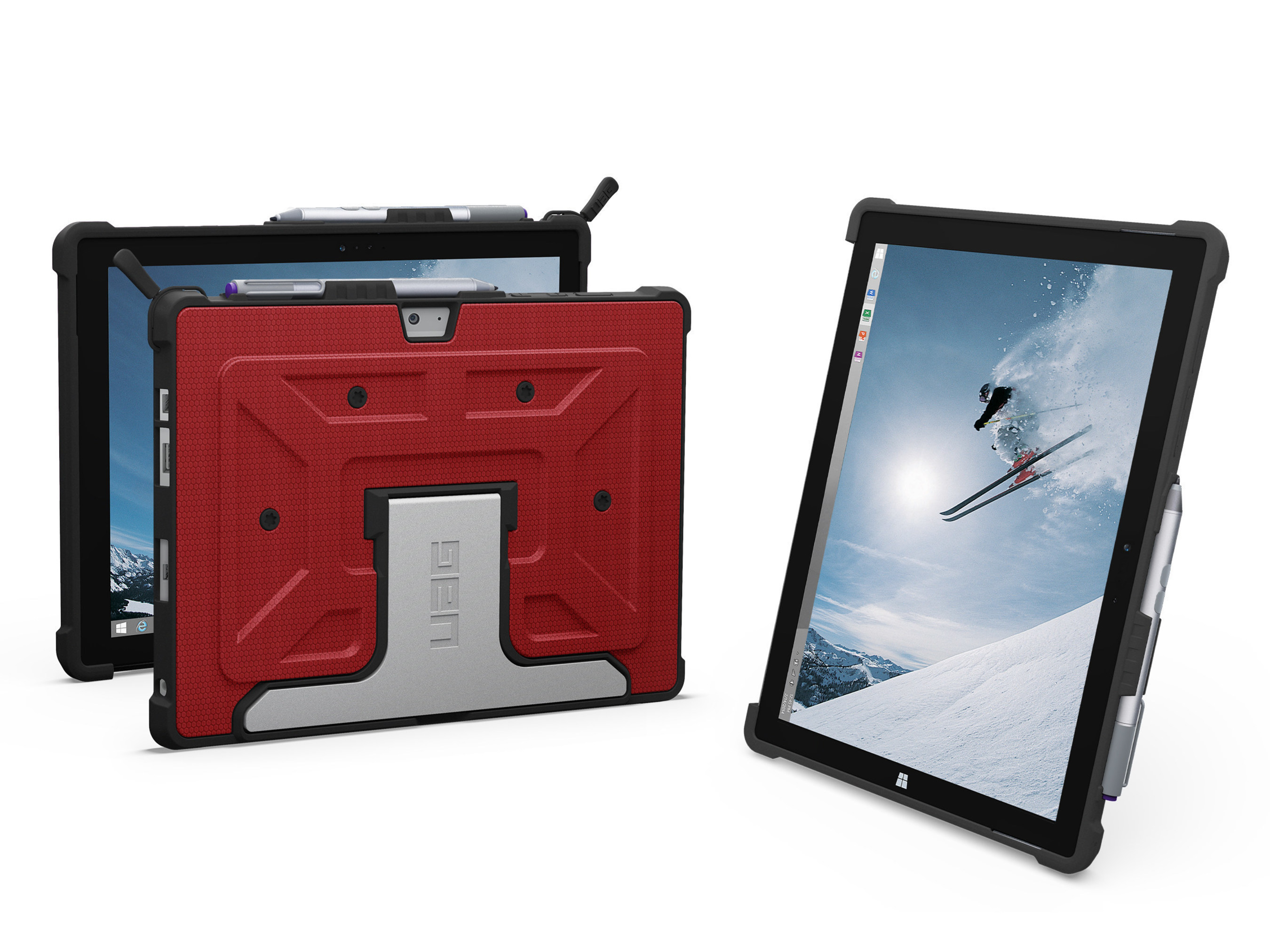 URBAN ARMOR GEAR DEBUTS RUGGED DESIGN TO ENSURE YOUR 'SURFACE' IS COVEREDUAG Ensures Robust Protection with its Military-Tough Cases for the NEW Microsoft Surface 3 Tablet
