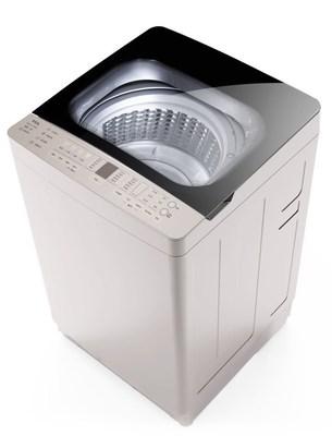 The iF Winning TCL Arc Blue washing machine