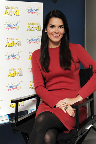 Angie Harmon and Children's Advil® Invite Families to Sing Away the Cold and Flu Season Blues