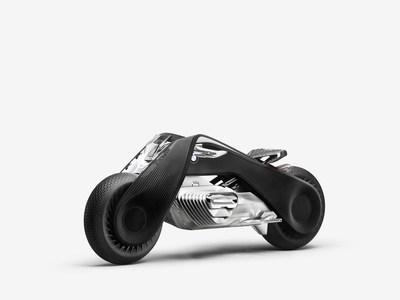 BMW Motorrad VISION NEXT 100. (10/2016)