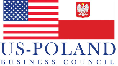US-Poland Business Council Logo.  (PRNewsFoto/US-Poland Business Council)
