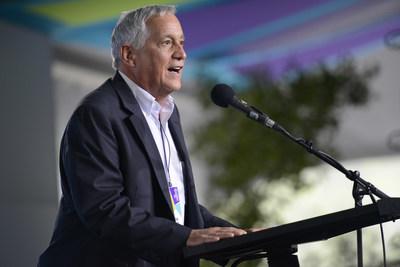 Walter Isaacson, Aspen Institute president and CEO, will receive the the William and Joyce Middleton Electrical Engineering History Award today in Washington, D.C.