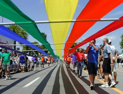 City of Wilton Manors 2013 Stonewall Festival. (PRNewsFoto/City of Wilton Manors)