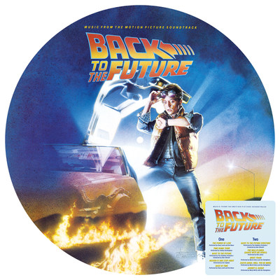 Back To The Future 30th Anniversary Picture Disc