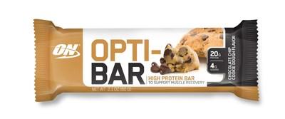 Optimum Nutrition introduces OPTI-BAR