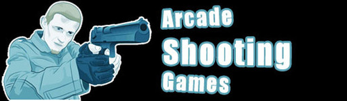 Shooting Games Website  ArcadeShootingGames.net Now Available to the Public.  (PRNewsFoto/Arcade Shooting Games)