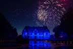 Martell - Tricentenaire Chanteloup fireworks (PRNewsFoto/Maison Martell)