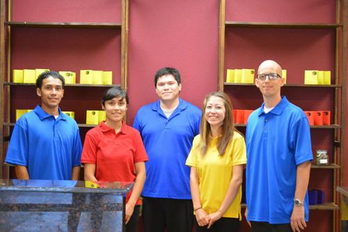 Yuma Jamestown Center Staff.  (PRNewsFoto/Jamestown Center)