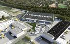 Goodman develops 24,000 sqm export hub for Volkswagen in Duisport, Germany.  (PRNewsFoto/Goodman Group)