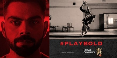 Virat Kohli Salutes the Indian Athletes in 'Made of Bold' Video by Royal Challenge Sports Drink