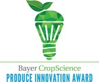 Bayer CropScience Launches New Award to Recognize Produce Industry Innovators