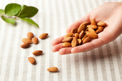 Due to new FDA guidance, almonds are now defined as healthy.