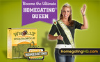 The HomegatingHQ.com site has everything you need to be crowned the HOMEGATING Queen.  (PRNewsFoto/Wholly Guacamole)