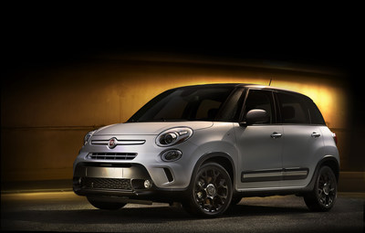 FIAT Brand introduces two special edition vehicles at the 2014 Miami International Auto Show, including the 500L Urbana Trekking