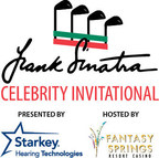Frank Sinatra Celebrity Golf Tournament Logo (PRNewsFoto/Frank Sinatra Celebrity Invitati)