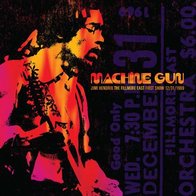 machine gun album