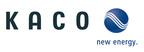 KACO new energy company logo.