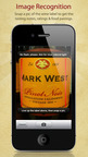 The Hello Vino app's wine label image recognition feature assists shoppers with wine selections.  (PRNewsFoto/Hello Vino)