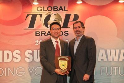 Hisense ULED Product Wins Annual Display Technology Award (PRNewsFoto/Hisense)