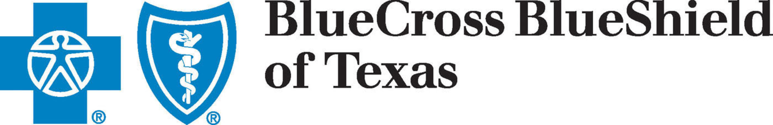 Blue Cross and Blue Shield of Texas logo.
