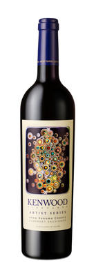 Art has always been the focus of the Kenwood Vineyards Artist Series, and while the art by Markus Linnenbrink on the label of the just-released 2009 Kenwood Vineyards Artist Series Cabernet Sauvignon is truly stunning, the art in the bottle is equally stunning. Showcasing a great vintage, top Sonoma County vineyards and meticulous winemaking as well as a spectacular label, the 2009 Kenwood Artist Series Cabernet Sauvignon is exquisite in every way. (PRNewsFoto/Kenwood Vineyards) (PRNewsFoto/KENWOOD VINEYARDS)
