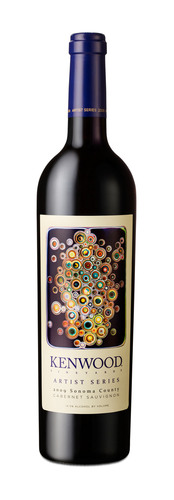 Art has always been the focus of the Kenwood Vineyards Artist Series, and while the art by Markus Linnenbrink ...