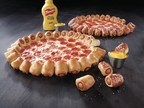 Pizza Hut Hot Dog Bites Pizza available beginning at 11 a.m. on Thursday, June 18.