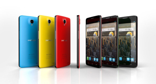 Bell and Virgin Mobile Canada to offer ALCATEL ONETOUCH smartphones Idol X and Idol Mini. (PRNewsFoto/ALCATEL ...
