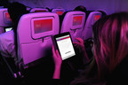 Virgin America is the official airline of Rock the Vote with flyers invited to register to vote at 35,000 feet