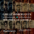 July 4th Salute to Great Immigrants Who Help Make America Strong--from Carnegie Corporation of New York, @CarnegieCorp.