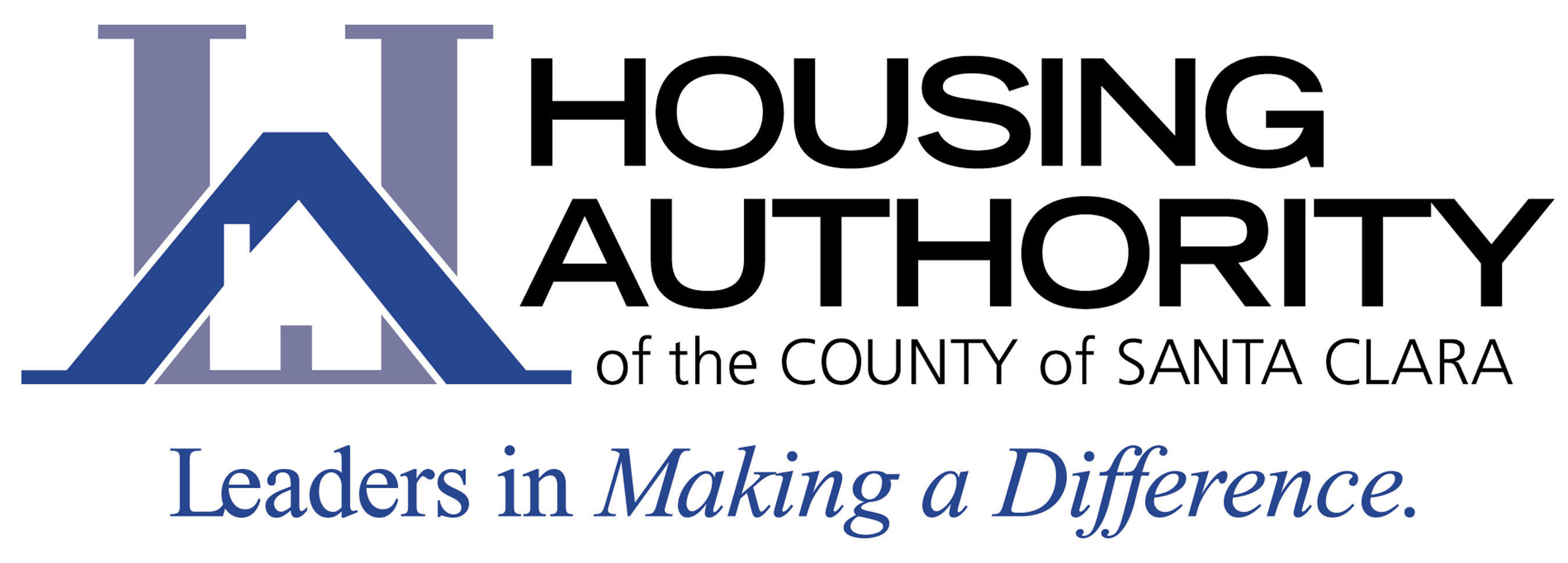 Housing Authority of the County of Santa Clara Logo.