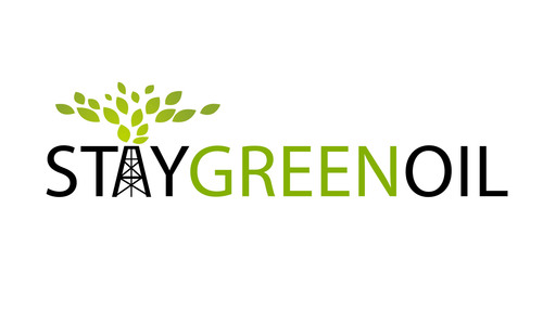 StayGreen Oil, LLC.  (PRNewsFoto/StayGreen Oil, LLC)