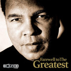 Bounce TV will carry Muhammad Ali's farewell procession through the streets of Louisville and his memorial service live, uninterrupted and commercial-free this Friday, June 10. Bounce TV's coverage will begin at 9:00 a.m. ET with the procession, which will take Ali on a final journey through his beloved hometown of Louisville, passing memorable landmarks in his life. Bounce TV will also air the memorial service scheduled for 2:00 p.m. ET. Between the procession and the service, Bounce TV will present The Greatest, the 1977 movie starring Ali as himself.