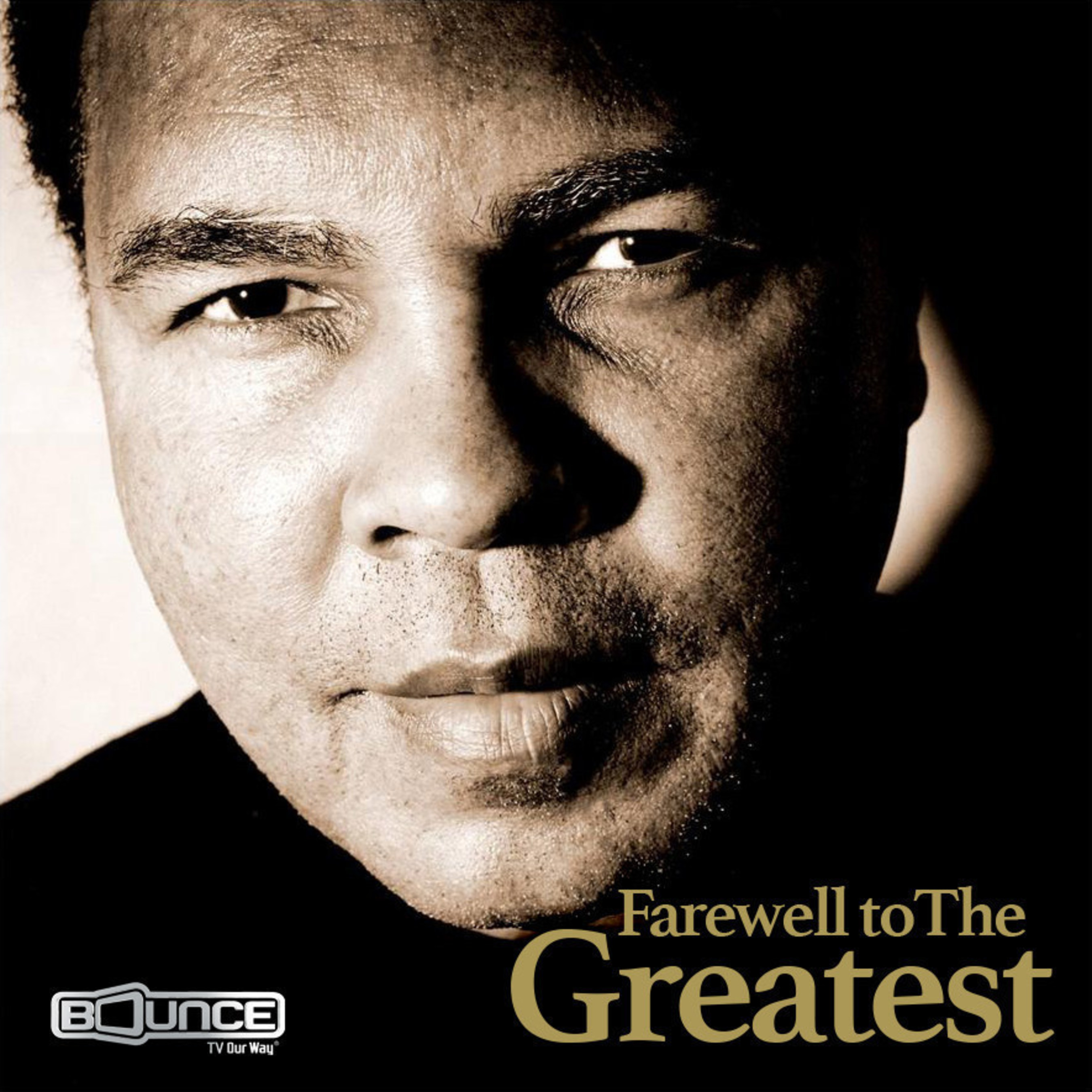 Bounce TV to Air Muhammad Ali Procession and Memorial Service Live, Uninterrupted and Commercial-Free on Friday