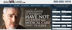 Crusade by Medical Doctor-Attorney for Veterans to Sue VA for Negligent Healthcare  (PRNewsFoto/Southern Institute for Medical..)