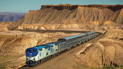 This year, see America. Photo credit: Amtrak