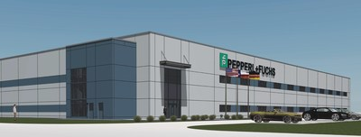 Pepperl+Fuchs breaks ground on a new 110,000 square foot facility in Houston with a new Solutions Engineering Center. The new Solutions Engineering Center is staffed with a team of engineers, who design, build and certify customized solutions on site for process automation in hazardous locations, such as oil refineries, pharmaceutical facilities and other manufacturing facilities. The Solutions Engineering Center will assemble customized equipment locally and deliver it immediately for just-in-time inst...
