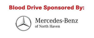 Mercedes benz of north haven to host blood drive in august for Mercedes benz of north haven