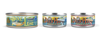 New Pole & Line tuna and Deck Hand Cat Food products available at Whole Foods Market