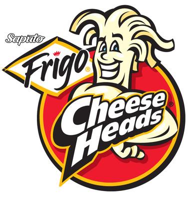 Frigo(R) Cheese Heads(R) brand.  (PRNewsFoto/Saputo Inc.)