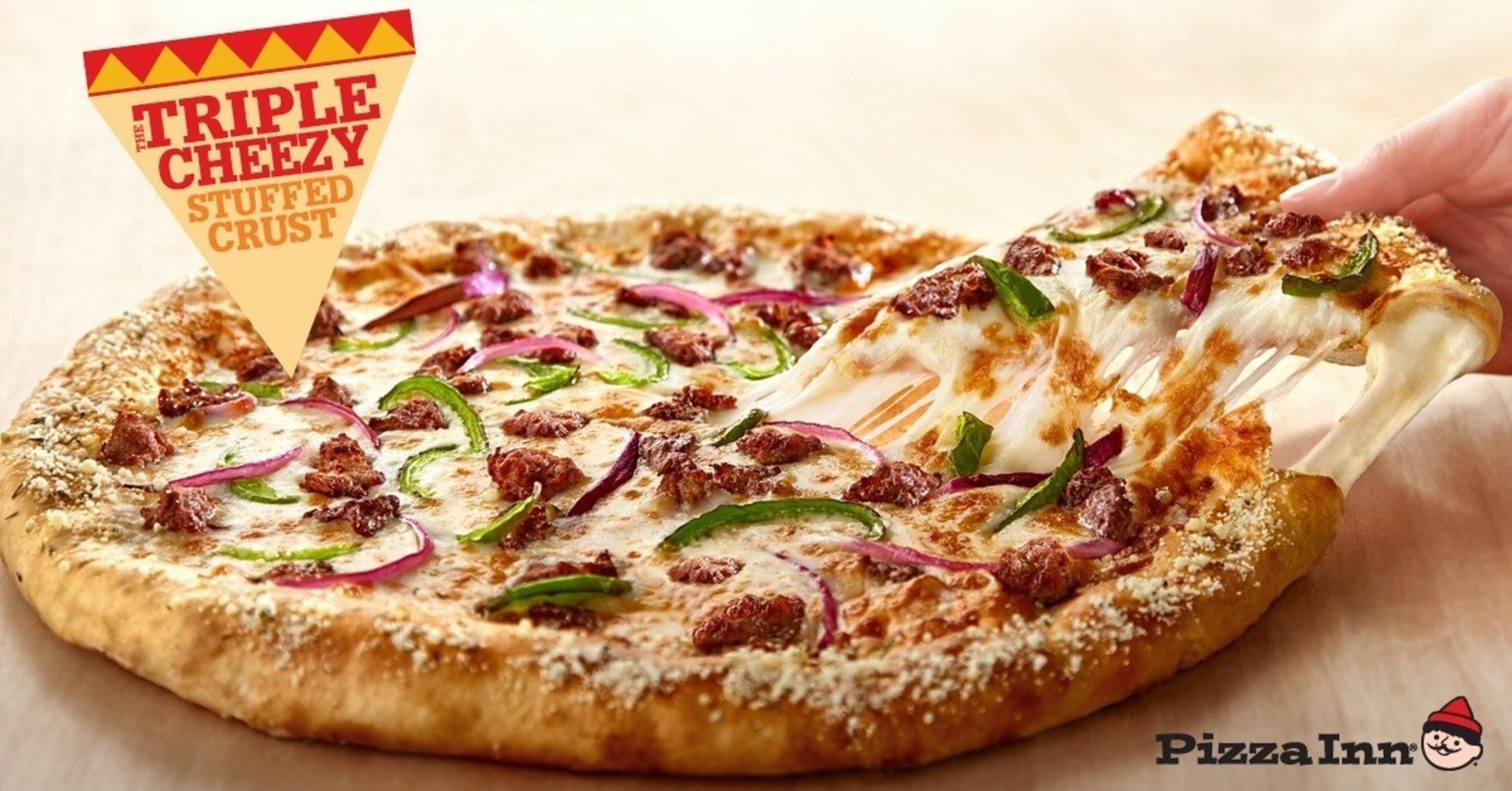 Just in time for National Pizza Month, Pizza Inn releases survey on American's pizza crust habits