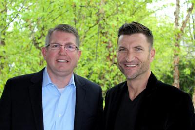 Jeff Persinger and Daniel Egeland