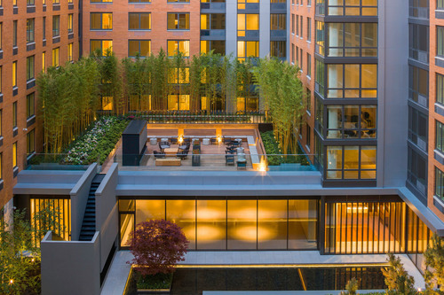 Highly Anticipated Residential Building Gotham West Set To Transform Hell's Kitchen