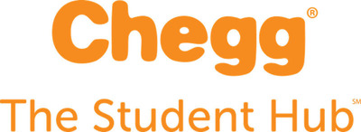 Chegg, The Student Hub.  (PRNewsFoto/Chegg Inc.)
