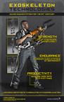 U.S. Navy to Test and Evaluate Lockheed Martin Industrial Exoskeletons (PRNewsFoto/Lockheed Martin)